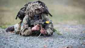 Ground close combat roles in RAF will open to women