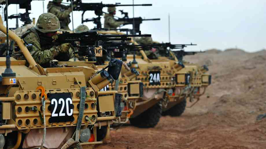 analysing the armoured vehicles market defence business
